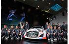WRC Hyundai - Rallye