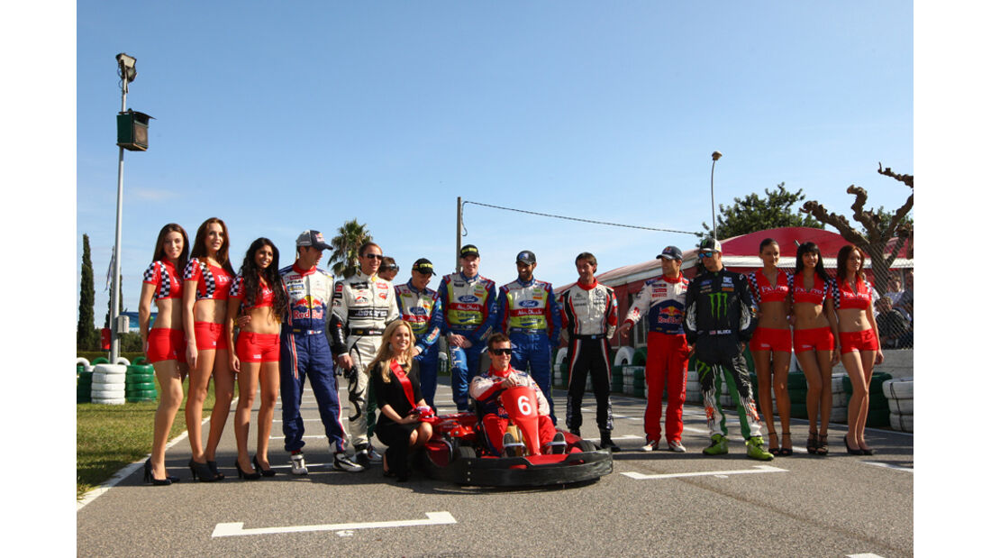 WRC Kart-Event