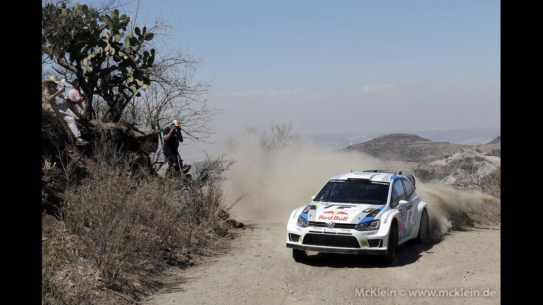WRC Mexico 2013, Tag 2, Jari-Matti Latvala