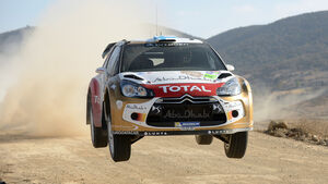 WRC Mexico 2013, Tag 2, Mikko Hirvonen