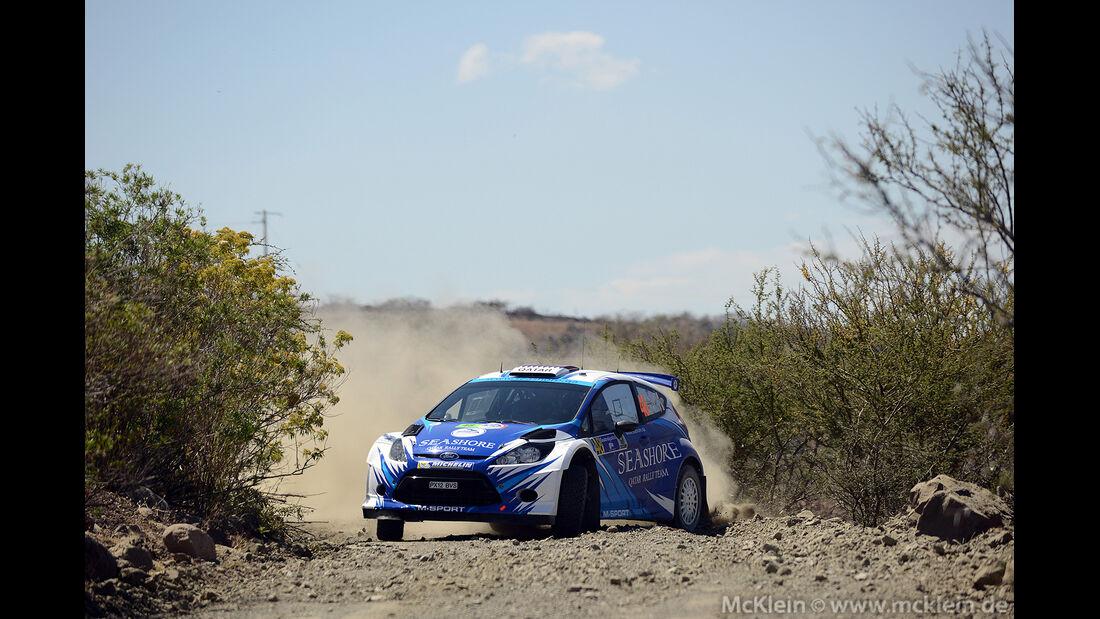 WRC Mexico 2013, Tag1, Abdelaziz Al-Kuwari
