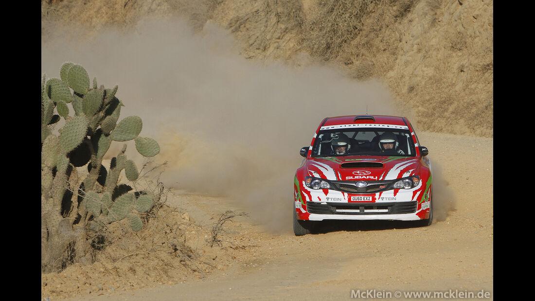 WRC Mexico 2013, Tag1, Armin Kremer