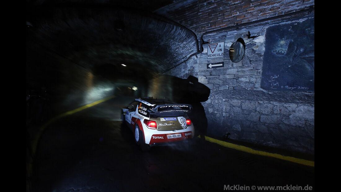 WRC Mexico 2013, Tag1, Dani Sordo