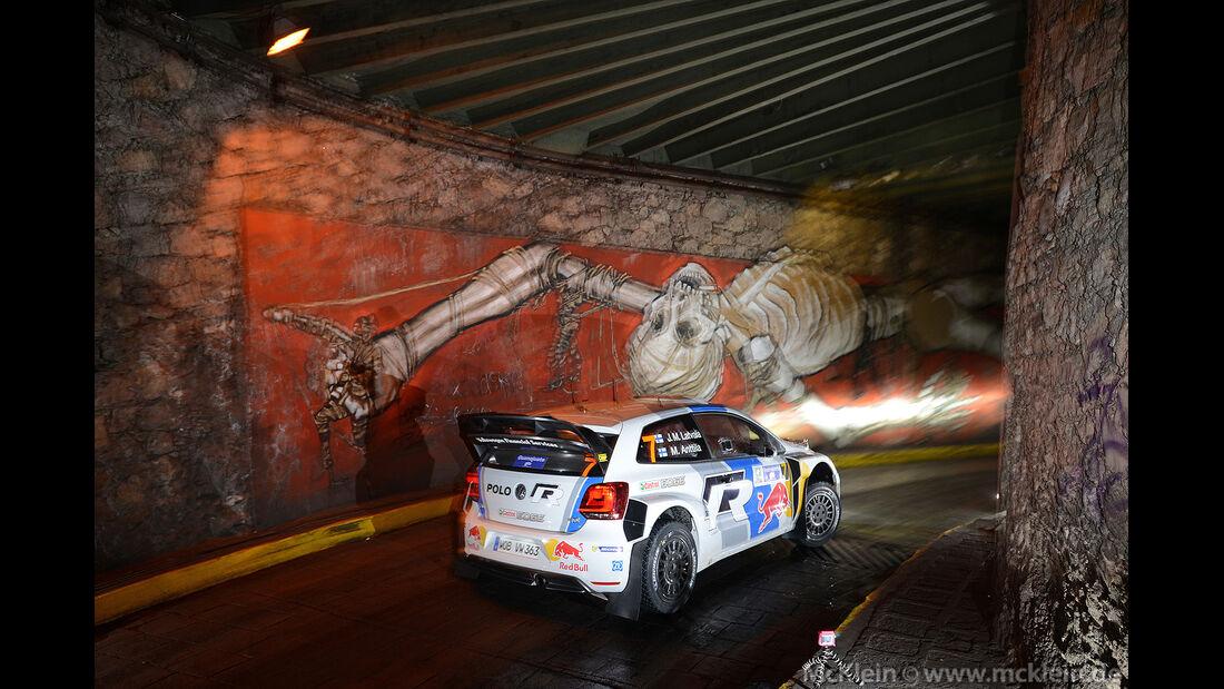 WRC Mexico 2013, Tag1, Jari-Matti Latvala