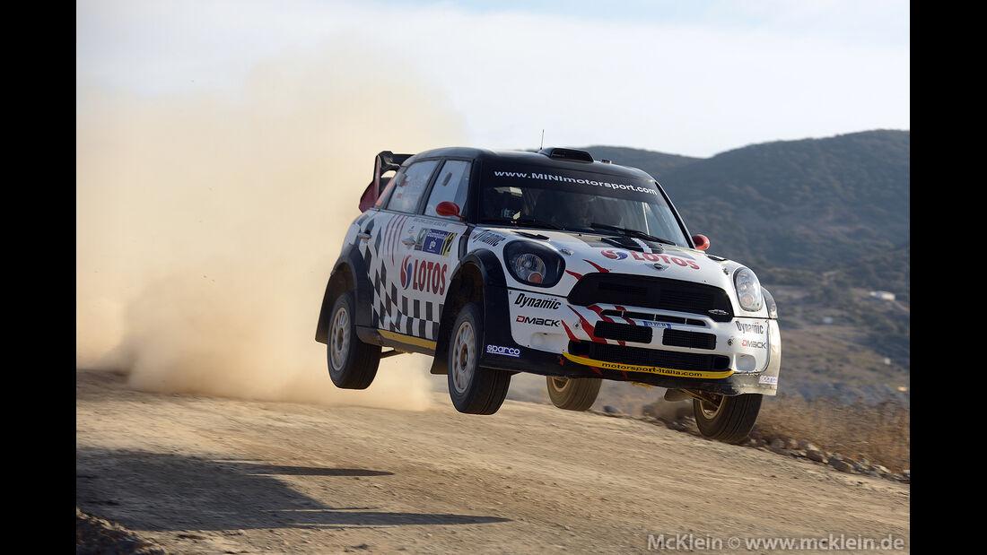 WRC Mexico 2013, Tag1, Michal Kosciuszko