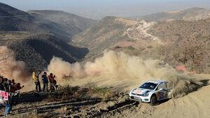 WRC Mexico 2013, Tag1, Sébastien Ogier