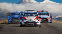 WRC Montage - Toyota, Hyundai & Ford - 2020