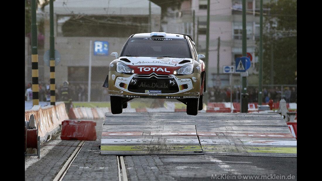 WRC Portugal 2013, Tag 1, Hirvonen