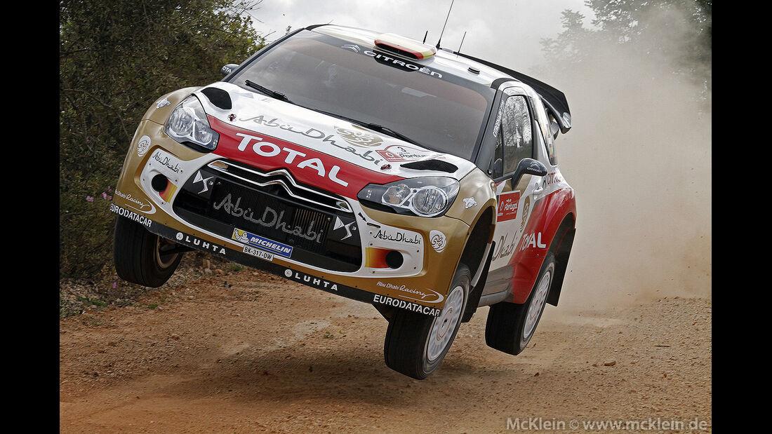 WRC Portugal 2013, Tag 1, Sordo