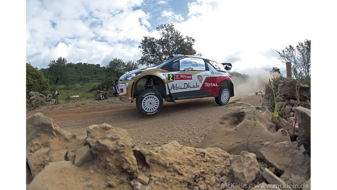 WRC Portugal 2013, Tag 2, Hirvonen