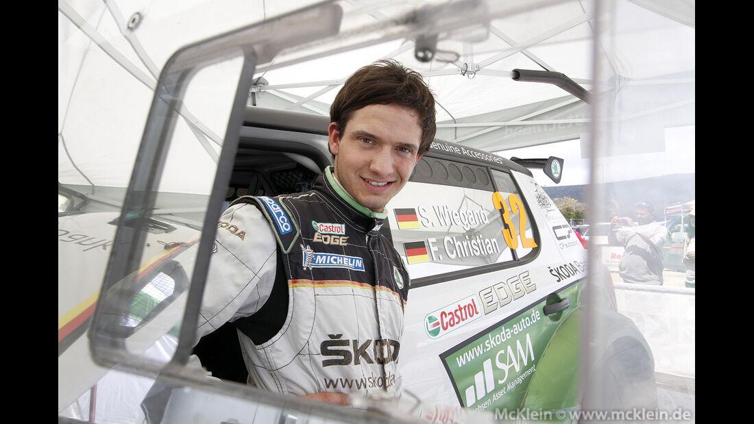 WRC Portugal 2013, Tag 2, Wiegand