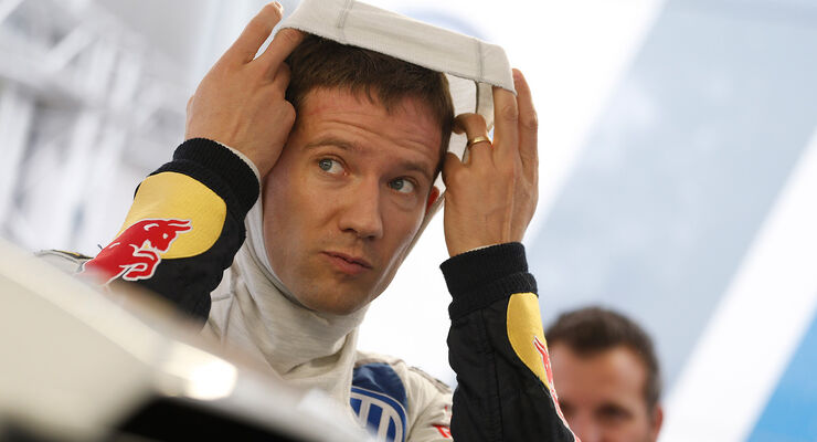 WRC Rallye Frankreich 2014, Sebastien Ogier, VW