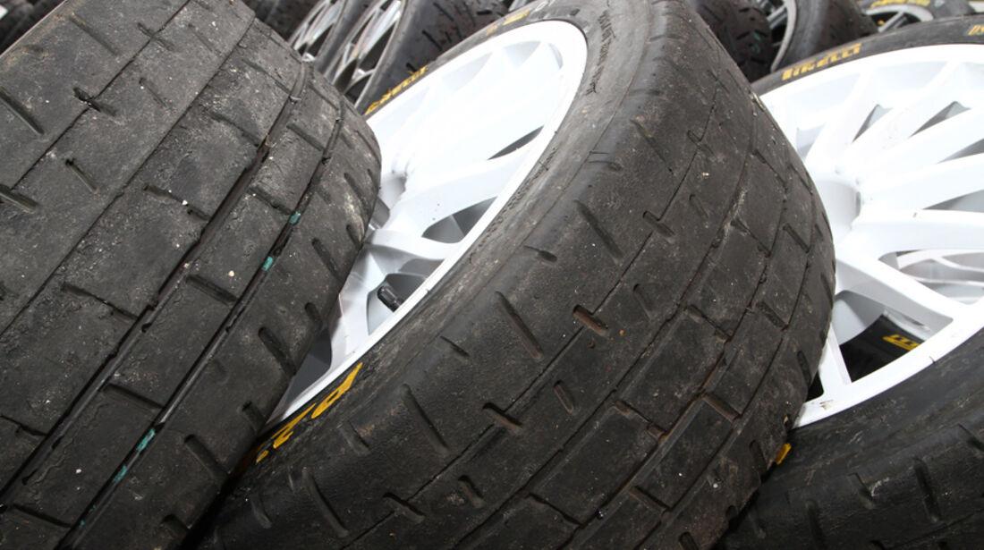 WRC Reifen Pirelli