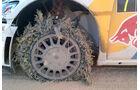 WRC Sardinien, Siegerehrung