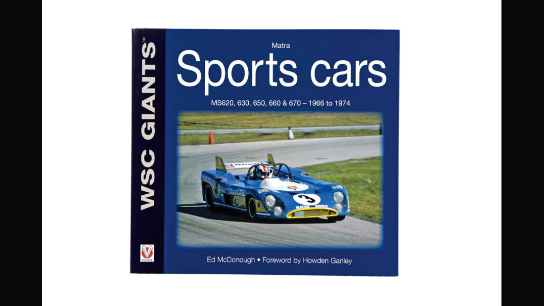 WSC Giants, Matra Sports cars