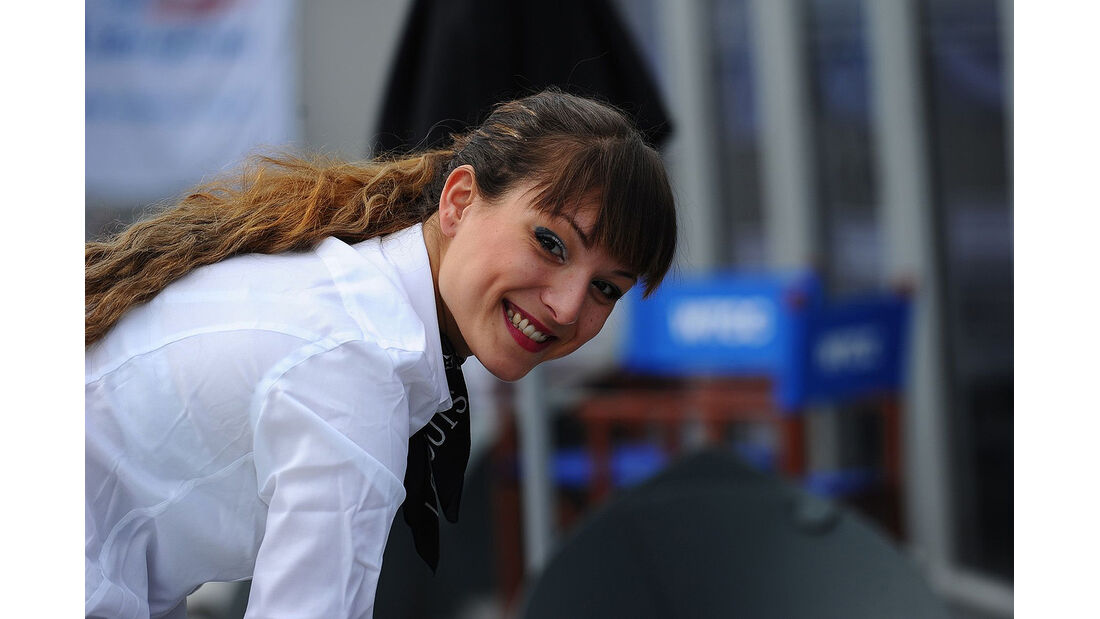 WTCC - Girls - Slovakia Ring 2014 - Slowakei