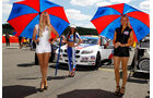WTCC-Girls - Spa-Francorchamps - Belgien 2014