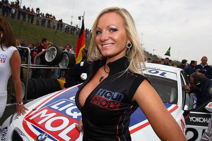 WTCC-Impressionen de Tourenwagen-WM in Oschersleben