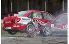 WTCC - Monza - Crash - 2013