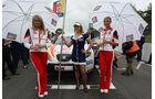WTCC Tourenwagen WM Zolder 2010 Grid-Girls