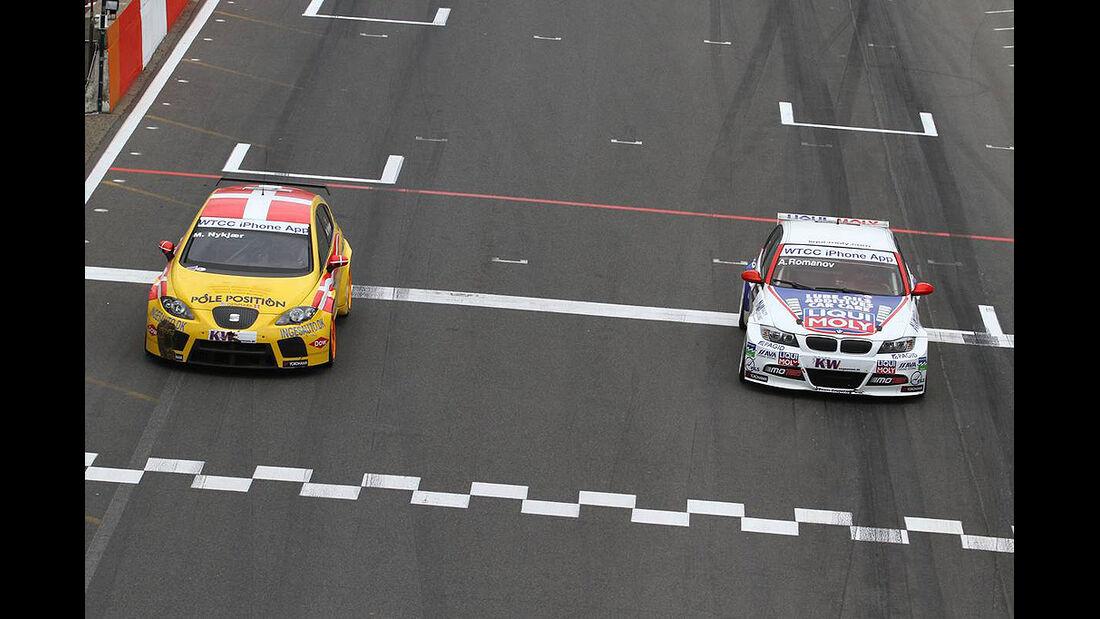 WTCC, Tourenwagen WM, Zolder, 2010, Seat Leon, Nykjoor, BMW 320 si, Romanov