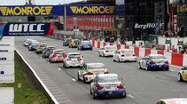 WTCC, Tourenwagen WM, Zolder, 2010, Start
