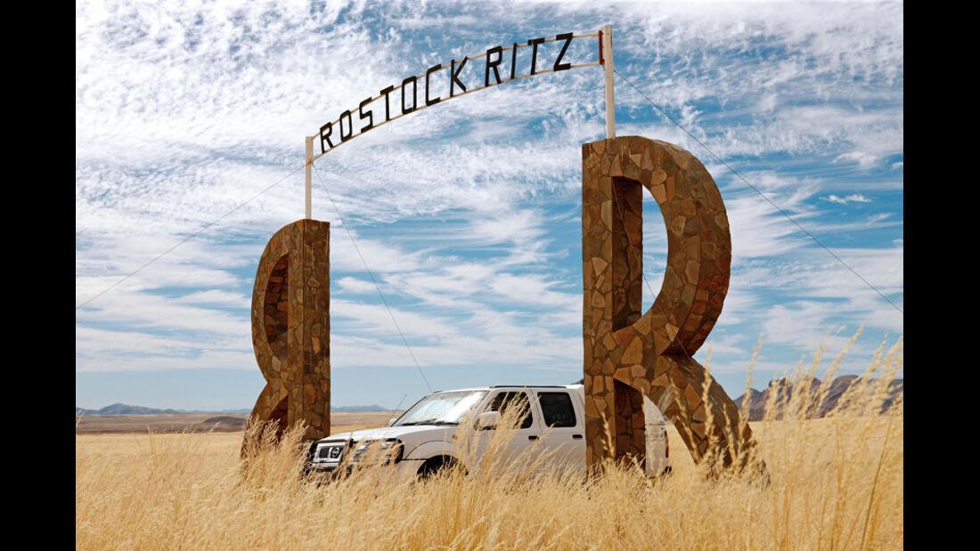 WÜSTE GEGEND, Rostock Ritz Lodge