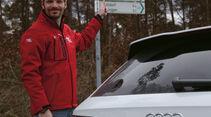 Waldgerade am Hockenheimring, Sebastian Renz