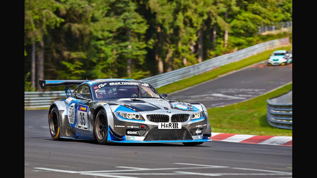 Walkenhorst BMW Z4 GT3 - VLN Nürburgring - 6. Lauf - 2. August 2014