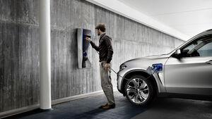 Wallbox BMW