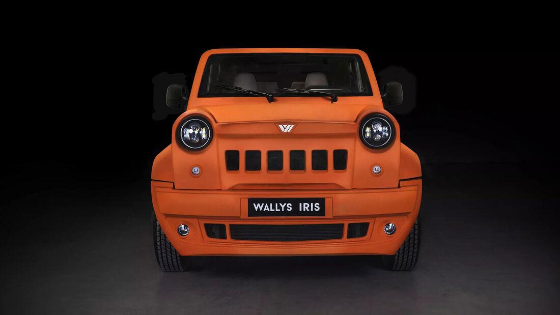 Wallyscar Iris