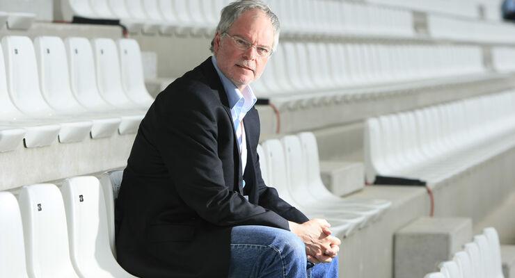 Walter Kafitz, Geschäftsführer Nürburgring GmbH