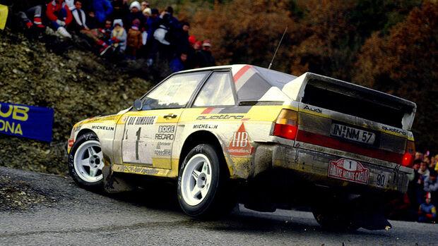 Walter Röhrl 1985