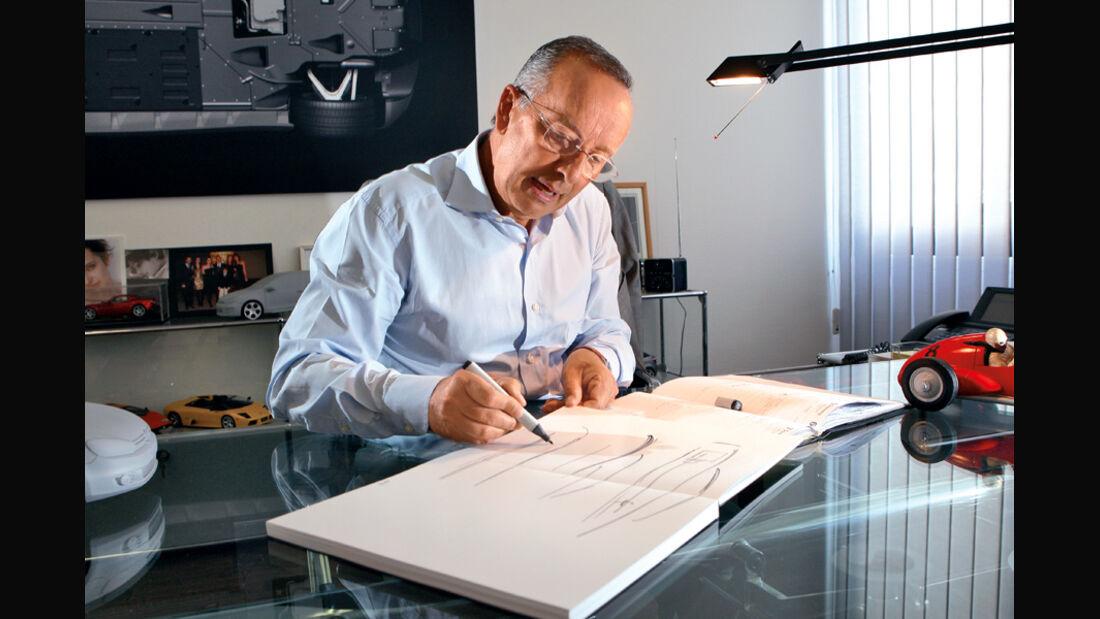 Walter de Silva, Alfa Romeo, Seat, Audi, Porträt