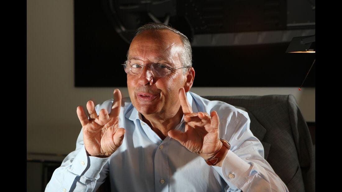 Walter de Silva, Porträt