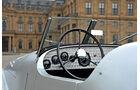Wanderer W25 Stromlinie, Cockpit