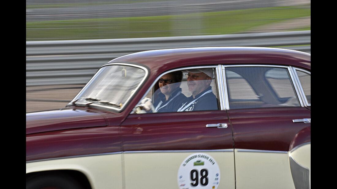 Wartburg 311100 bei der Sachsen Classic 2010