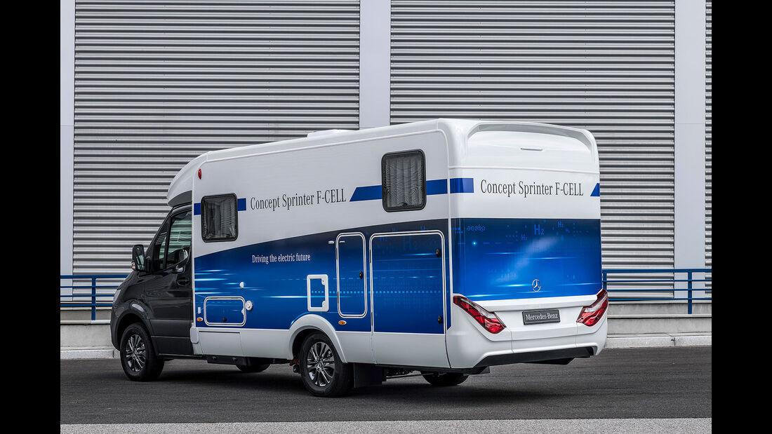 Wasserstoff-Auto Brennstoffzelle