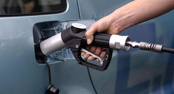 Wasserstoffantrieb