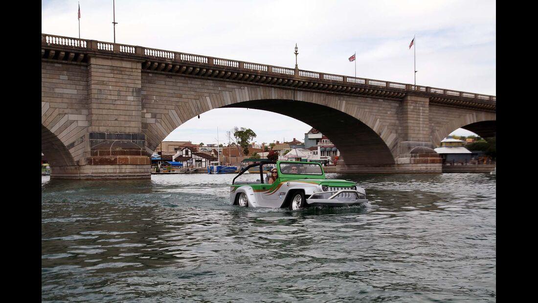 WaterCar Panther Amphibien-SUV