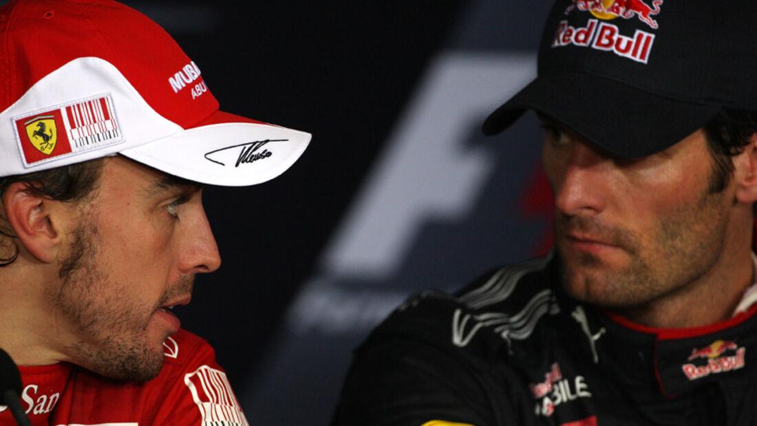Webber & Alonso