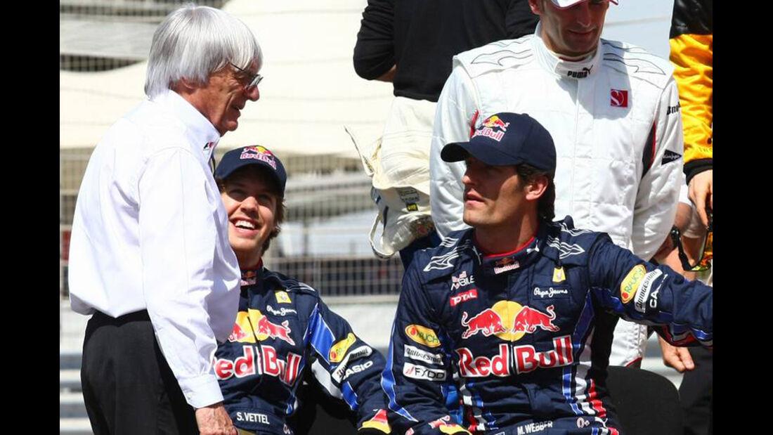 Webber & Ecclestone