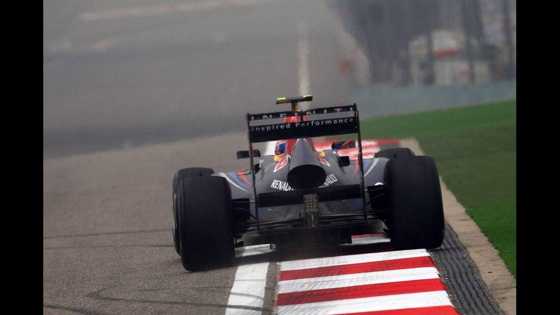 Webber Formel 1 GP China 2011