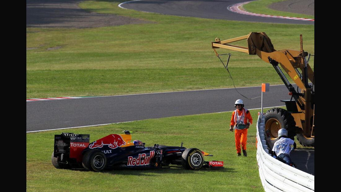Webber GP Japan 2012