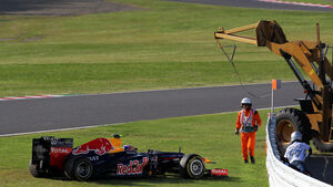 Webber GP Japan 2012