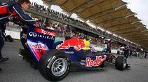 Webber GP Malaysia 2011 Formel 1