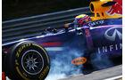 Webber - GP Ungarn 2013