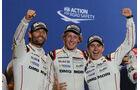 Webber, Hartley & Bernhard - Porsche - WEC Austin 2015