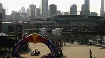 Webber Showrun Melbourne 2014