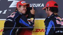 Webber vs. Vettel